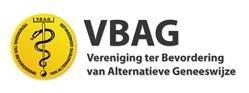 Logo van vereniging voor complementaire geneeswijze